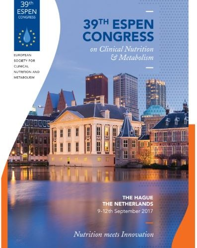 Multiple PG-SGA presentations at ESPEN Congress 2017